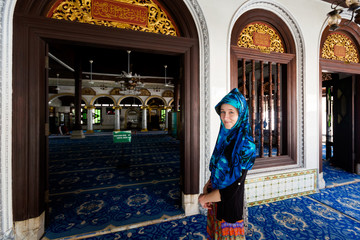 Masjid Kampung Kling Melaka Malaysia