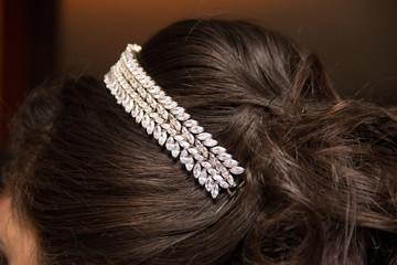 Tiara de cabelo