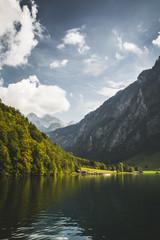 Königssee mit Alm