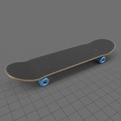 Standard skateboard