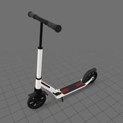 Modern kick scooter