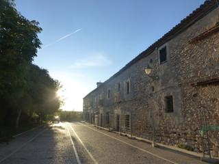 Nuevo Baztán, localidad  perteneciente a la Comunidad de Madrid en España