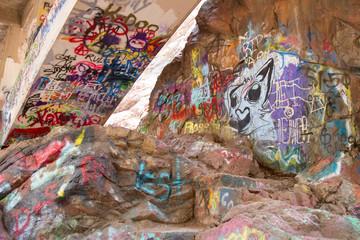 Graffitti Falls