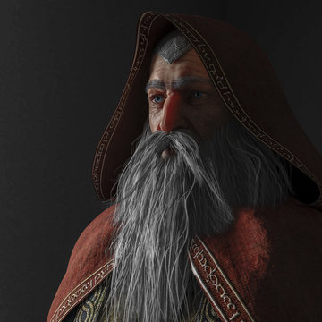 the old wizard
