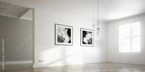 Raumadaptation: Wohnzimmer (Gestaltung Panoramisch)