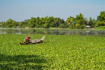 Kambodscha - Siem Reap - Landschaft östlich von Siem Reap
