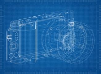 Digital Camera Architect blueprint