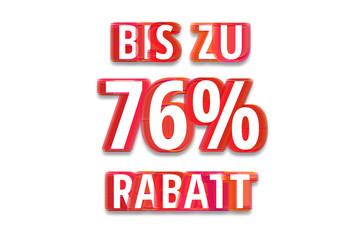 bis zu 76% Rabatt - weißer Hintergrund rote Schrift für Symbol / Schild