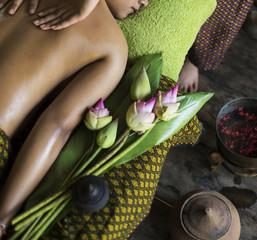 asian massage spa natural organic beauty treatment