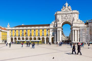 Place du Commerce de Lisbonne