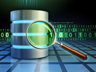 Searching in a database