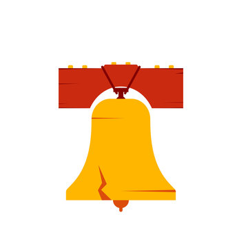 Liberty bell icon
