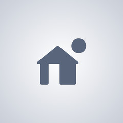 Home, house, vector best flat icon