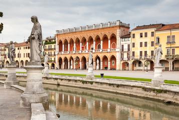 Prato della Valle, Padova, Veneto Giulia, Italia
