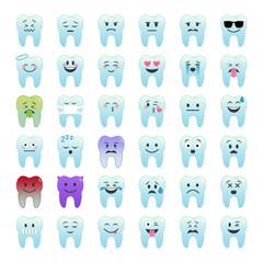 Emoji Zahn Set