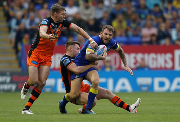 Super League - Warrington Wolves v Castleford Tigers