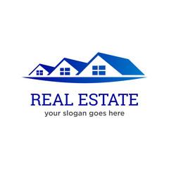 Real Estate, Property Agent, Housing Logo