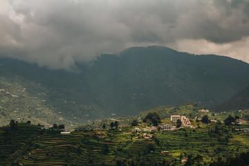 India Himalaya Mountains