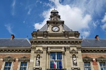Mairie du XIXème Paris 19.