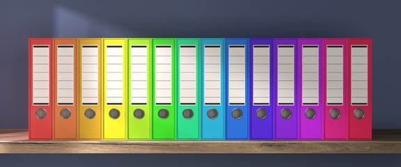 Colors Folders