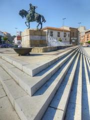 Plasencia, ciudad  de Cáceres (Extremadura,España)