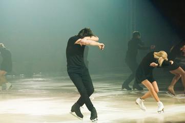 Ice figure skating