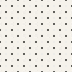 Abstract geometric seamless pattern of repeating rhombuses.