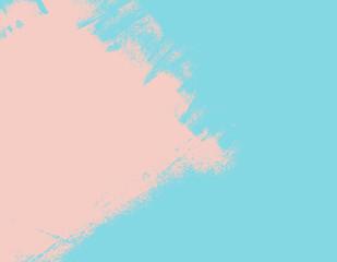 pink blue fashion background, hand drawn texture