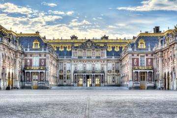 Papiers peints Europe du Nord Versailles palace facade, Paris, France