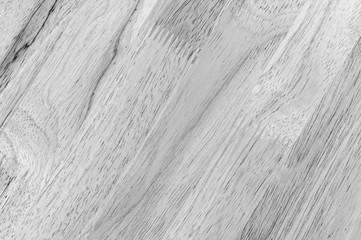 Abstract wooden texture background in black and white image style