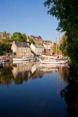 Vieux port de La Roche Bernard - Morbihan