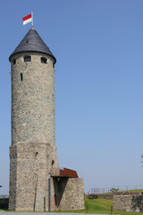 Burg Lichtenberg, Oberfranken, Rittertstadt Stadt Lichtenberg