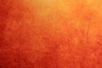 Wall Mural - Copper texture surface background