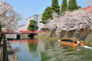 京都 岡崎の琵琶湖疏水