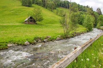 Wanderweg Wilde Wassser und Riesach-Wasserfall
