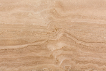 Canvas Prints Marble New clean travertine texture in admirable beige tone.