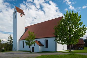 Wallfahrtskirche von Maria Rain