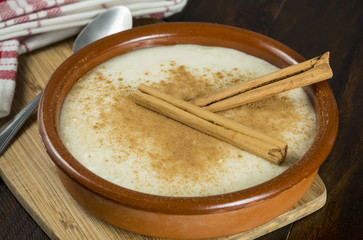 Receta arroz con leche juan faro