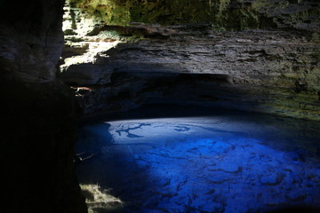 The super fact to Enchanted Well, Brazil