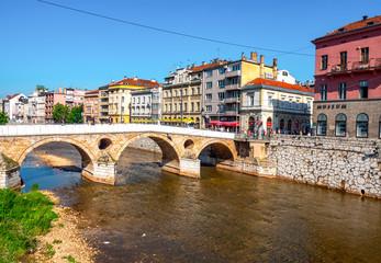 Lateinerbrücke Sarajevo