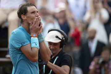 Tennis: French Open