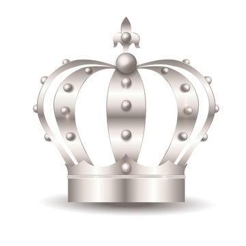 王冠 銅 光 アイコン