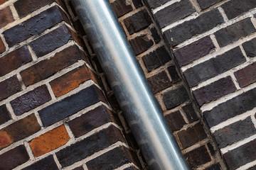 Fallrohr zur Dachentwässerung
