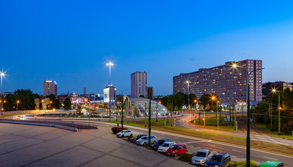 Katowice, Rondo