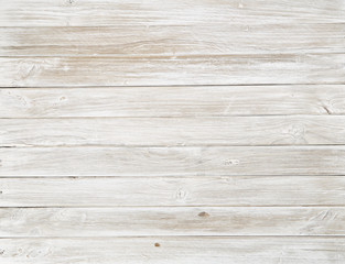 White paint coated wooden pine boards