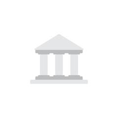 Court Logo Icon Design
