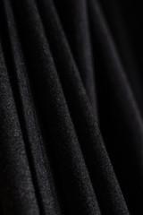 black curtain texture