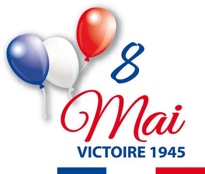 8 MAI - VICTOIRE 1945 V1