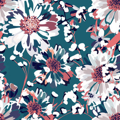 Seamless pattern for use in design.