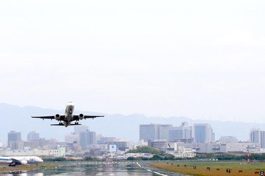 飛行機( airplane)